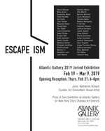 ESCAPEISM -  Juried Show